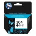 Tusz Oryginalny HP 304 (N9K06AE) (Czarny)