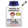 Proszek do regeneracji wkładu Samsung MLT-D119 + bezpiecznik (SU863A) (Czarny)