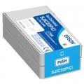 Tusz Oryginalny Epson SJIC22P C (C33S020602) (Błękitny)