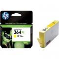 Tusz Oryginalny HP 364 XL (CB325EE) (Żółty)