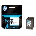 Tusz Oryginalny HP 27 (C8727AE) (Czarny)