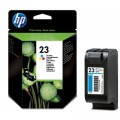 Tusz Oryginalny HP 23 (C1823DE) (Kolorowy)