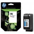 Tusz Oryginalny HP 78 (C6578AE) (Kolorowy)