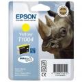 Tusz Oryginalny Epson T1004 (C13T10044010) (Żółty)
