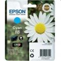 Tusz Oryginalny Epson T1802 (C13T18024010) (Błękitny)