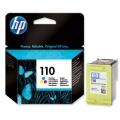 Tusz Oryginalny HP 110 (CB304AE) (Kolorowy)