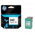Tusz Oryginalny HP 343 (C8766EE) (Kolorowy)