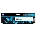 Tusz Oryginalny HP 971 (CN622AE) (Błękitny)