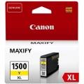 Tusz Oryginalny Canon PGI-1500 Y (9195B001) (Żółty)