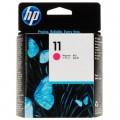 Głowica Oryginalna HP 11 (C4812A) (Purpurowy)