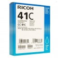 Tusz Oryginalny Ricoh GC-41C (405762) (Błękitny)