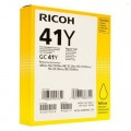 Tusz Oryginalny Ricoh GC-41Y (405764) (Żółty)