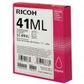 Tusz Oryginalny Ricoh GC-41ML (405767) (Purpurowy)
