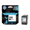 Tusz Oryginalny HP 350 (CB335EE) (Czarny)