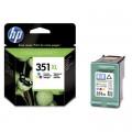 Tusz Oryginalny HP 351 XL (CB338EE) (Kolorowy)
