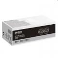 Tonery Oryginalne Epson M200/MX200 (C13S050711) (Czarne) (dwupak)
