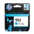 Tusz Oryginalny HP 953 (F6U12AE) (Błękitny)