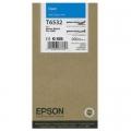 Tusz Oryginalny Epson T6532 (C13T653200) (Błękitny)