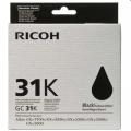 Tusz Oryginalny Ricoh GC-31K (405688) (Czarny)