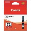 Tusz Oryginalny Canon PGI-72R (6410B001) (Czerwony)