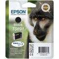 Tusz Oryginalny Epson T0891 (C13T08914011) (Czarny)