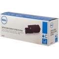 Toner Oryginalny Dell PDVTW (593-11141) (Błękitny)