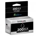 Tusz Oryginalny Lexmark 200XL (14L0197) (Czarny)