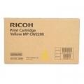 Tusz Oryginalny Ricoh CW2220 (841638, 841642) (Żółty)
