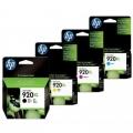 Tusze Oryginalne HP 920 XL (C2N92A) (komplet)
