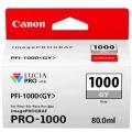 Tusz Oryginalny Canon PFI-1000GY (0552C001) (Szary)