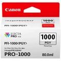 Tusz Oryginalny Canon PFI-1000PGY (0553C001) (Szary Foto)