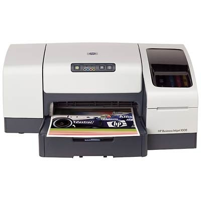 HP Business Inkjet 1000 Series
