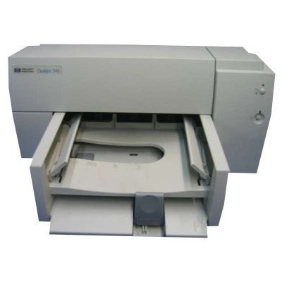 HP Deskjet 540 Series