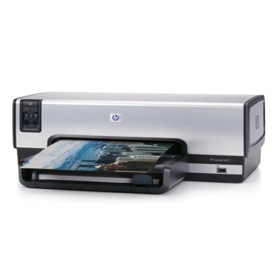 HP Deskjet 6600 Series