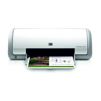 HP Deskjet D1300 Series