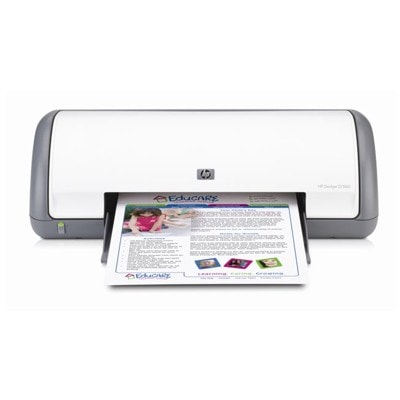 HP Deskjet D1500 Series