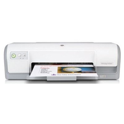 HP Deskjet D2500 Series