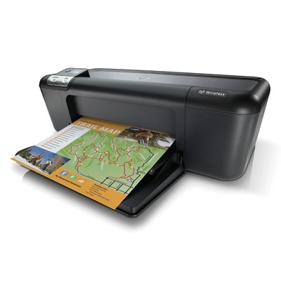 HP Deskjet D5500 Series