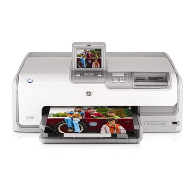 HP Photosmart D7300 Series