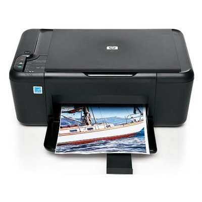 HP Deskjet F2400 Series