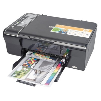 HP Deskjet F735 Series