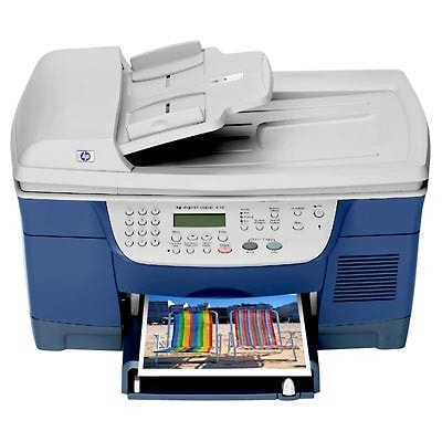 HP Digital Color Copier 610 Series