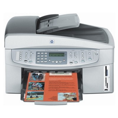 HP Officejet 7200 Series