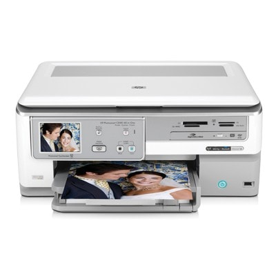 HP Photosmart C8100 Series