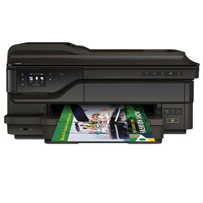 HP Officejet 7600 Series