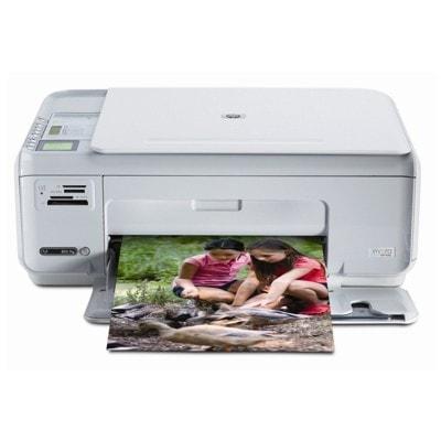 HP Photosmart C4390