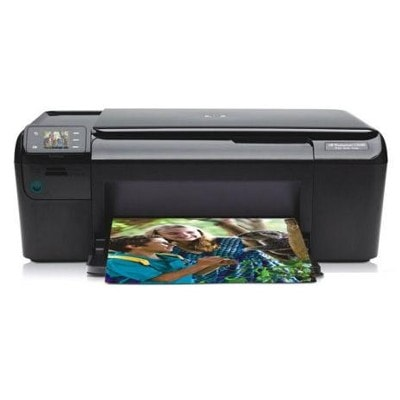 HP Photosmart C4600