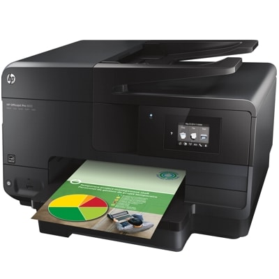 HP Officejet Pro 8610 e-All-in-One