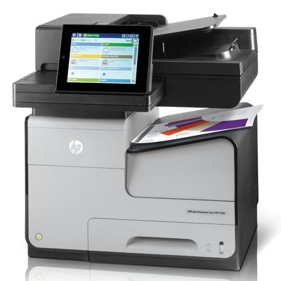 HP OfficeJet Enterprise Color M585 Z