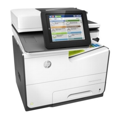HP PageWide Enterprise 586 F